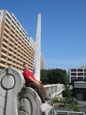 Japan 2009 - Giant Junk 006